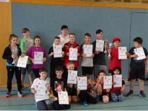 Jugendtrurnier - alle Teilnehmer